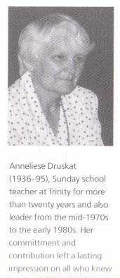 Anneliese Druskat (1936-1995)